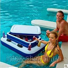 Охлаждающий бар надувной Mega Chill 2 Intex 58821
