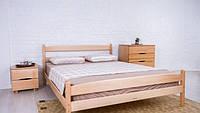 """Деревянная кровать """"Лика""""  с изножьем"""