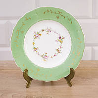Старое фарфоровое блюдо, фарфор, Англия, фарфоровая тарелка, фото 1