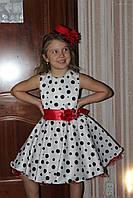 Детское нарядное платье Оксана маечка, ретро - прокат, Киев, троещина