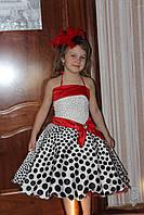 Детское нарядное платье Рок-н-ролл, ретро - прокат, Киев, троещина