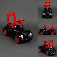 Каталка-толокар детская машинка Ретро Орион 900 черный