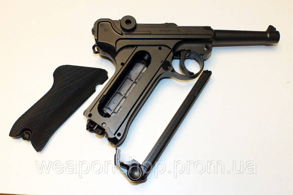 Пистолет Parabellum Luger P08
