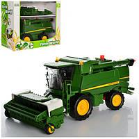 Комбайн игрушечный 8989A-1-2-3