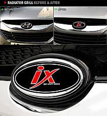 Эмблемы Red Dress Up - Hyundai Tucson ix / ix35 (GREENTECH), фото 3