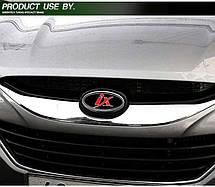 Эмблемы Red Dress Up - Hyundai Tucson ix / ix35 (GREENTECH), фото 2
