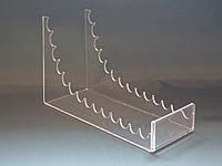 Подставка под ручки с ценником