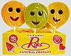 Леденцы на палочке Smile, 20 шт х 126 г