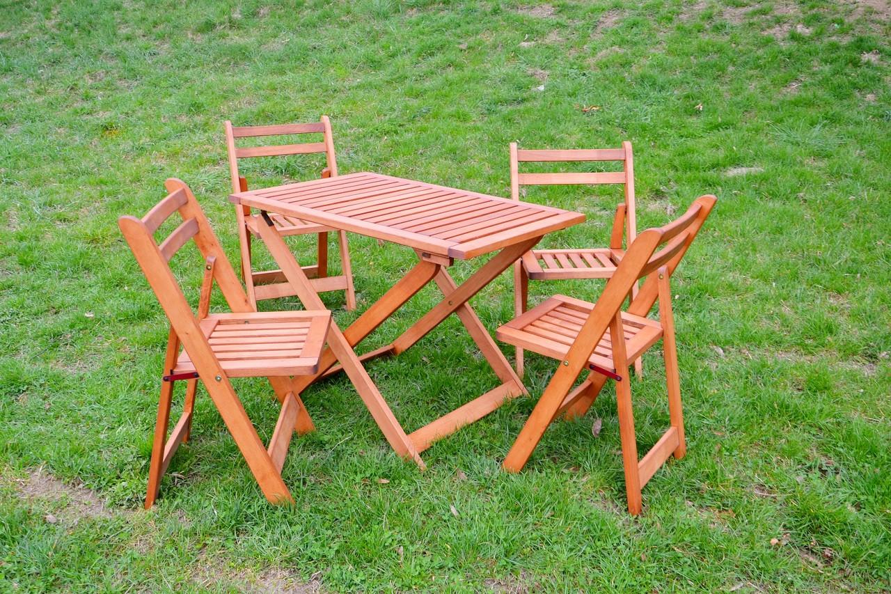 Комплект мебели из дерева Тибро