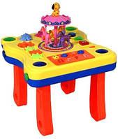 Детский развивающий столик 668-63, фото 1