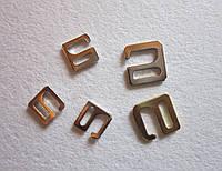 Застежки на босоножки №15 цв серебро