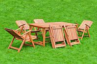 Комплект мебели из дерева Трансформер