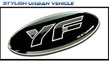 Эмблемы Dress Up - Hyundai YF Sonata / i45 (GREENTECH), фото 3
