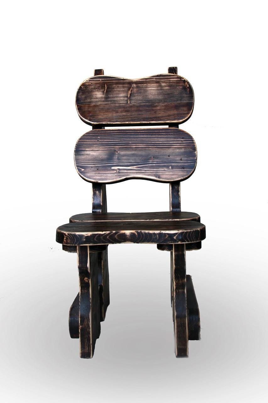 Кресло из дерева Блюз