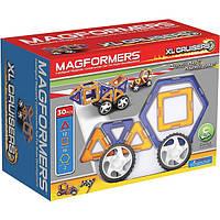 Магнитный конструктор Крейсер XL, 32 элементов, серия Техника, Magformers