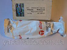 ГАЗ Клапан 402.1007015 выпускной 402 двигатель AMP PWOL004 39,2х9х117,3 Волга 2410
