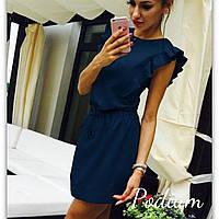Красивое платье в расцветках  P-002.043.04