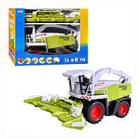 Комбайн игрушечный 81-8389