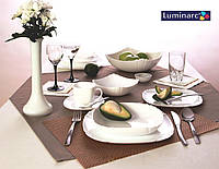 Lotusia.Сервиз столовый 30 пр Luminarc H3902