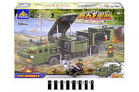 Конструктор Kazi Field Army Военная машина KY84038