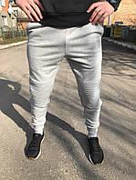 Мужские спортивные штаны, с манжетами