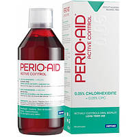 DENTAID Ополаскиватель DENTAID PERIO-AID 0.05% ACTIVE CONTROL (500 мл)