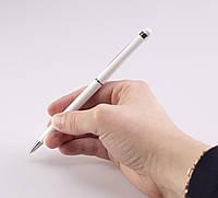 Тонкий стилус и шариковая ручка под нанесение логотипа для емкостных сенсорных экранов, 6 цветов
