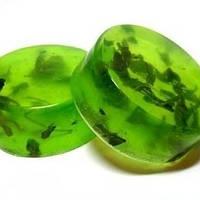MultiChem. Пігмент флуоресцентний зелений, 1 кг. Пигмент для мыла, маникюра, тату, боди, декора, ногтей, губ
