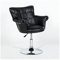 Кресло парикмахерское HC804C черное
