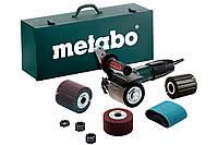 Щеточная шлифовочная машина Metabo SE12-115 SET (набор)  1200Вт+ чемодан