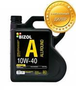 Полусинтетическое моторное масло BIZOL Allround 10W40 4л