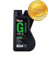 Полусинтетическое моторное масло BIZOL Green Oil 10W-40 1л