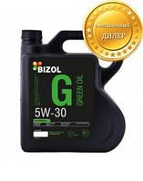 Синтетическое моторное масло BIZOL Green Oil 5W-30 4л
