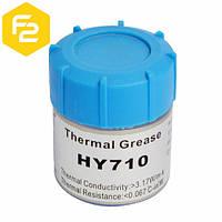 Термопаста HY710 Halnziye [10 грамм, 3.17 Вт/м·К] - оптом и в розницу