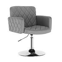 Кресло парикмахерское HC-8020 серое