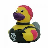Резиновая игрушка Lilalu Панкерша утка (L1879)
