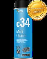 Универсальный очиститель - BIZOL Multi Clean+ c34 0,5 л