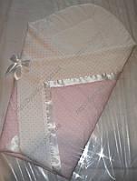 Конверт-одеяло на выписку(весна-лето)