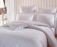 Постельное белье жаккард-сатин Sound Sleep Terassa  белый