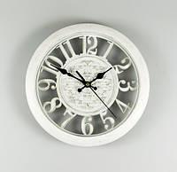 Часы настенные 28 см 068/white