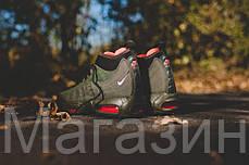 56a031cb Мужские высокие кроссовки Nike Air Max 95 Sneakerboot Найк Аир Макс 95  Сникербут хаки, фото