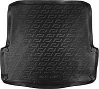 Резиновый коврик в багажник Scoda Octavia UN (05-) А5  Lada Locker (Локер)