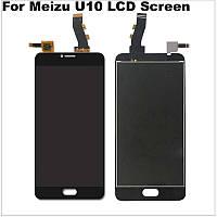 LCD модуль для MeiZu U10 (сенсор, дисплей, экран)