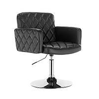 Кресло парикмахерское HC-8020 черное