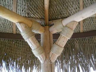Веревка сизалевая д 8 мм для когтеток