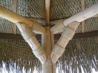 Веревка сизалевая д 8 мм для когтеток, фото 2