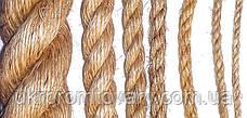Веревка сизалевая д 8 мм для когтеток, фото 3