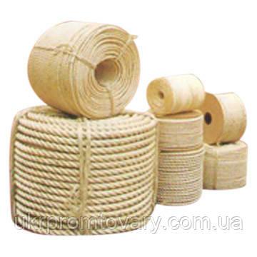 Веревка сизалевая д 12 мм для когтеток