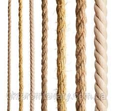 Веревка сизалевая д 12 мм для когтеток, фото 2