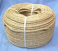 Мотузка сизалева д 16 мм для когтеток